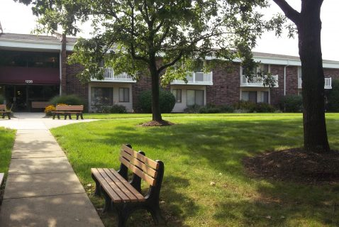 Grounds - Seton Square East - a BRC Properties location