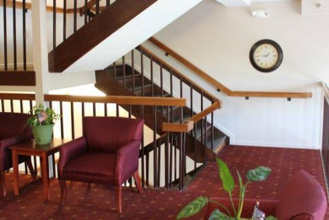 2nd Floor Common Area - Seton Square Wellston - a BRC Properties location