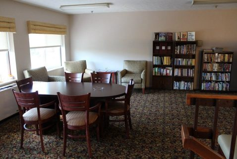 3rd Floor Common Area - Seton Square Wellston - a BRC Properties location