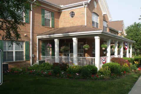 Entrance - Seton South - a BRC Properties location