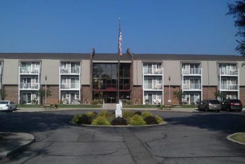 Entrance - Seton Square Marion - a BRC Properties location