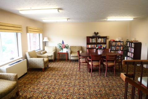 Common Area - Seton Square Wellston - a BRC Properties location