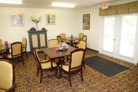 Community Room - Seton Kenton - a BRC Properties location