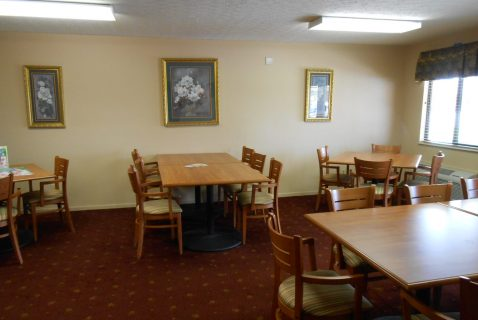 Community Room Dover II - Seton Square Dover I & II - a BRC Properties location
