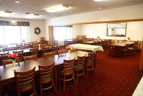 Community Room - Seton Square Marion - a BRC Properties location