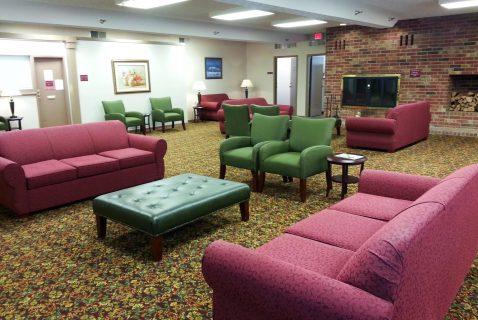 Community Room - Seton Square North - a BRC Properties location