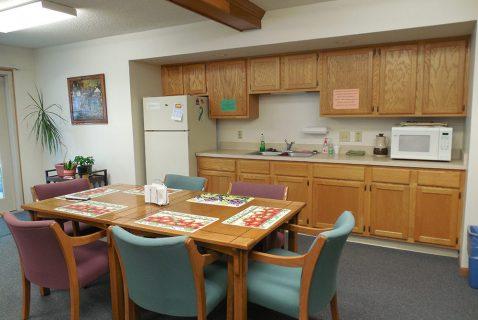 Community Room - Seton Coshocton - a BRC Properties location