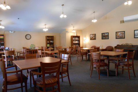 Community Room Dover I - Seton Square Dover I & II - a BRC Properties location