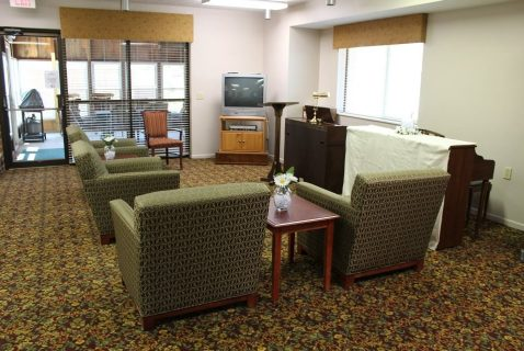 Community Room - Seton Square Wellston - a BRC Properties location