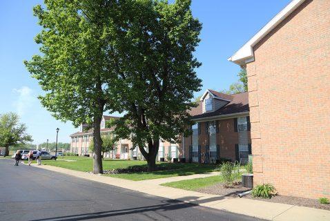 Grounds - Seton Coshocton - a BRC Properties location