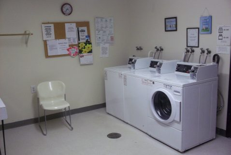 Laundry Room - Seton Square East - a BRC Properties location