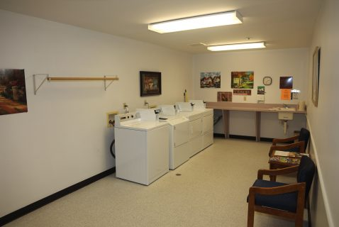 Laundry - Seton South - a BRC Properties location