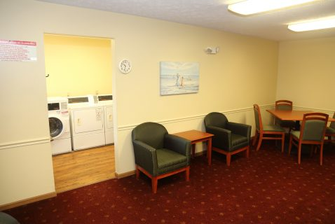 Laundry Area - Seton Square Zanesville - a BRC Properties location