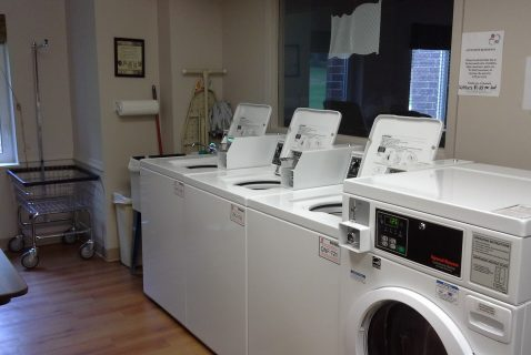 Laundry Room - Seton Square Wellston - a BRC Properties location