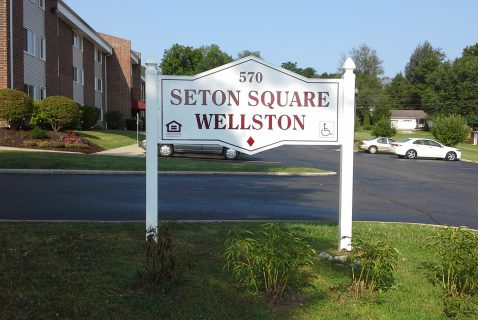 Welcome - Seton Square Wellston - a BRC Properties location