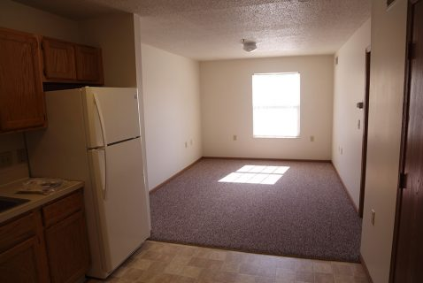 Vacant Apartment - Seton Coshocton - a BRC Properties location