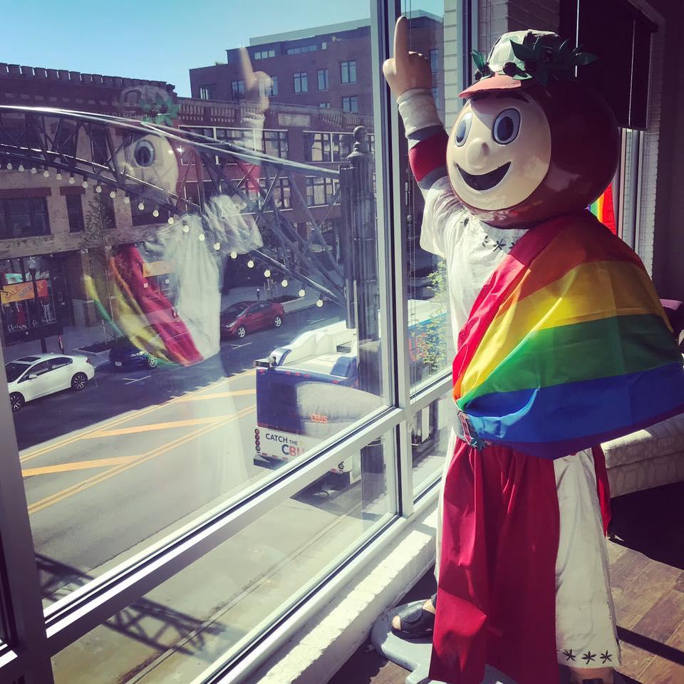 Columbus Pride BORROR