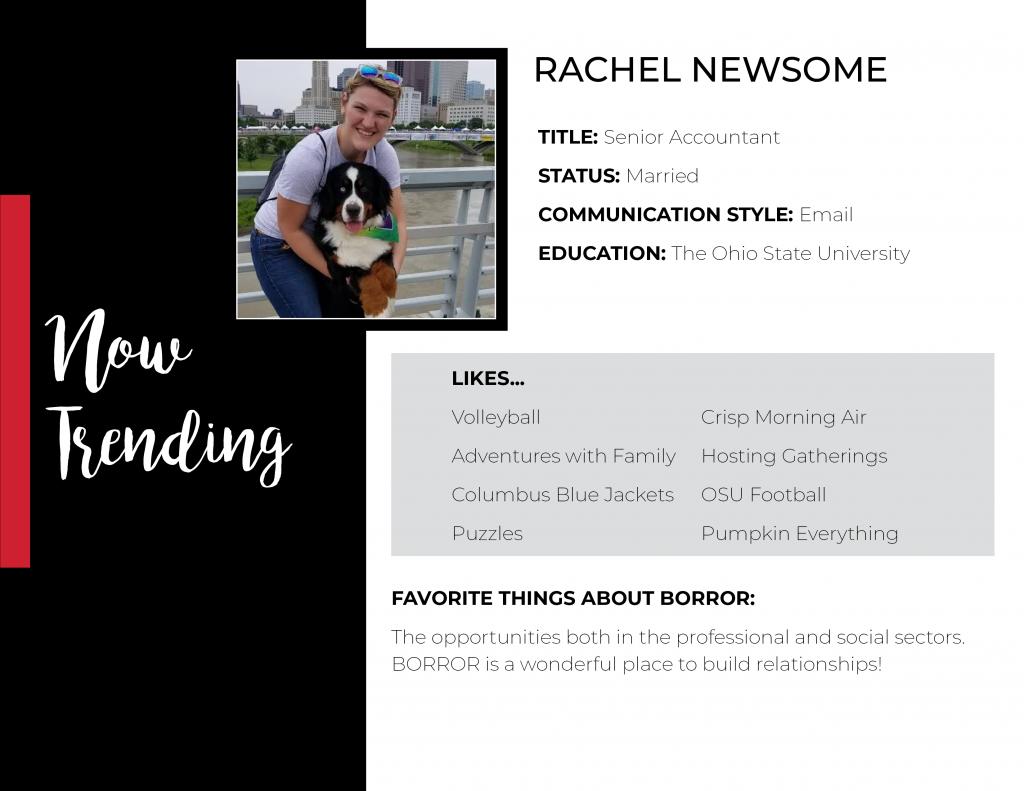 Rachel Newsome