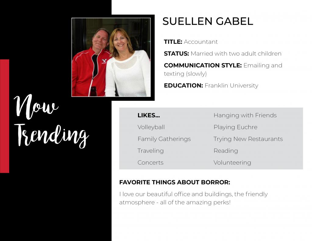 SuEllen Gabel